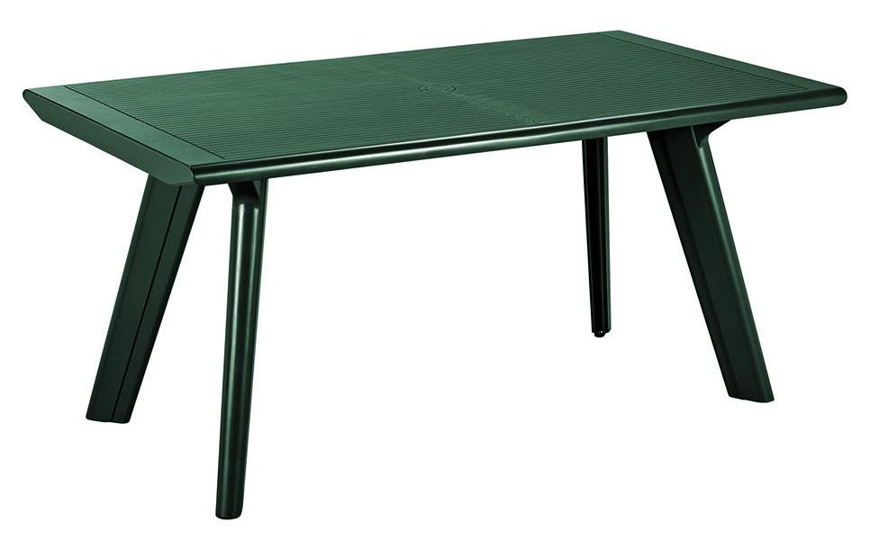 Стол пластиковый Dante зеленый