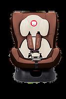 """Автокресло """"LO-LIAM+"""" 0-18кг, коричневый, 5-ти точечное крепление, группа 0+/1 (0-18кг), регулировка высоты внутренних ремней, наклона спинки, тип"""