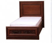 Кровать 1 сп с ортопедическим каркасом Ливорно