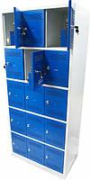 Шкаф с запирающимися ячейками, фото 1