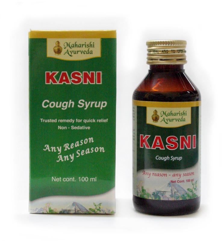 Кашни, Kasni, сироп от кашля 100 мл - бронхит, лечение всех видов кашля