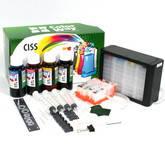 СНПЧ ColorWay для HP №920 без чипа с чернилами (4х50 мл)