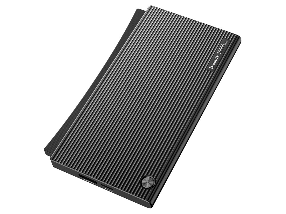 Внешний Аккумулятор Baseus Esazi 10000mAh Black