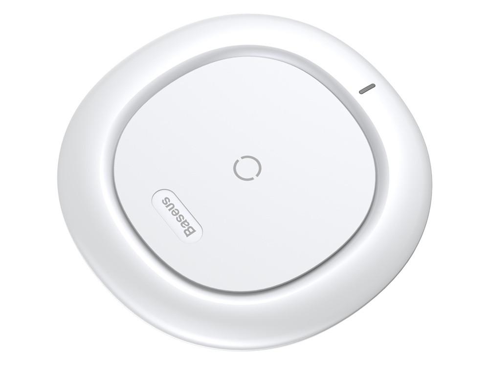 Беспроводное зарядное устройство Baseus UFO White
