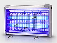 Светильник для уничтожения насекомых LMN105 2х15Вт G13 100м2, фото 1