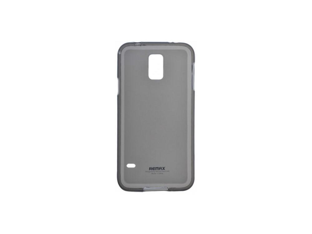 Чехол Remax для Samsung Galaxy S5 Pudding Grey