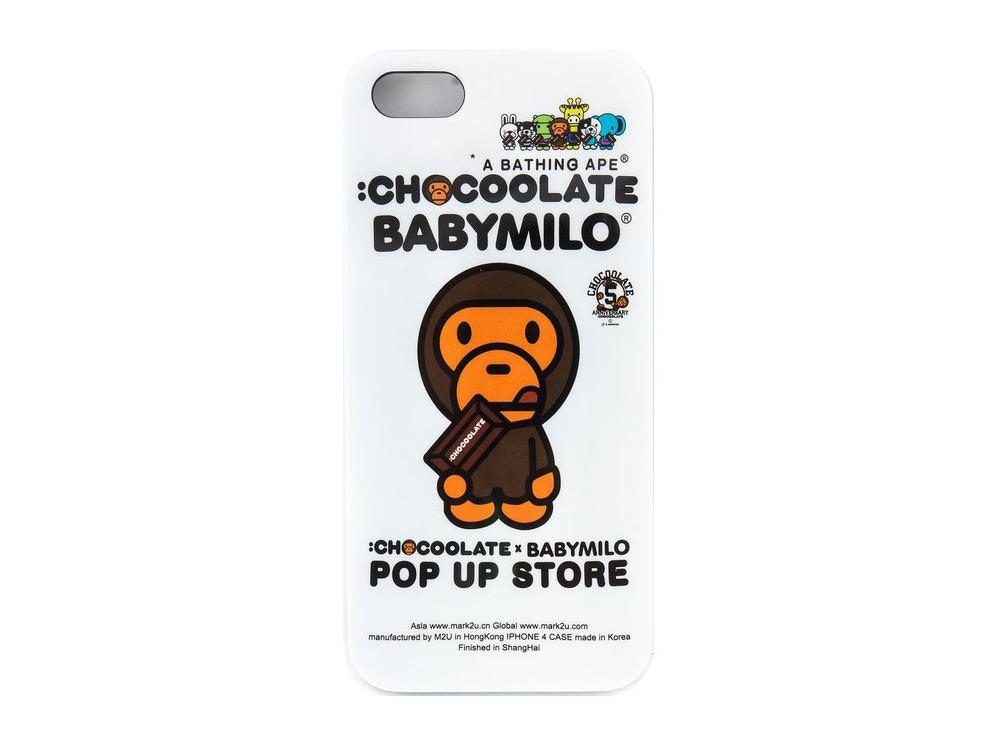 Чехол Uncommon Chocoolate для iPhone 5/5S/5SE - 3