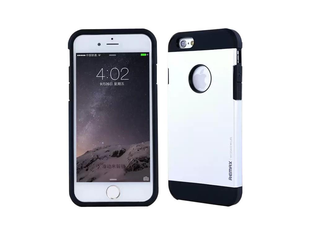 Чехол Remax для iPhone 6/6S Quichen Silver