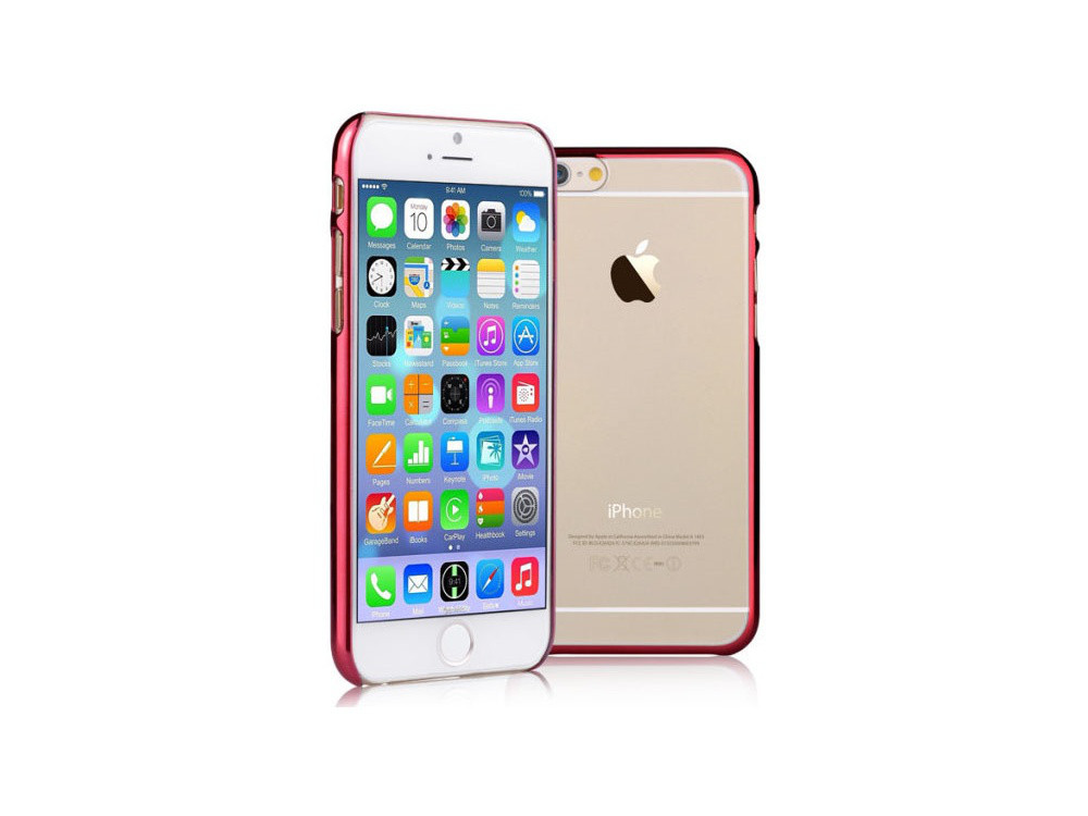 Чехол Devia для iPhone 6/6S Glimmer Passion Red