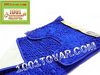 """Набор из 2-х ковриков из микрофибры """"Макароны или дреды"""" для широкого применения, 80х50 см. и 40х50 см., фото 1"""