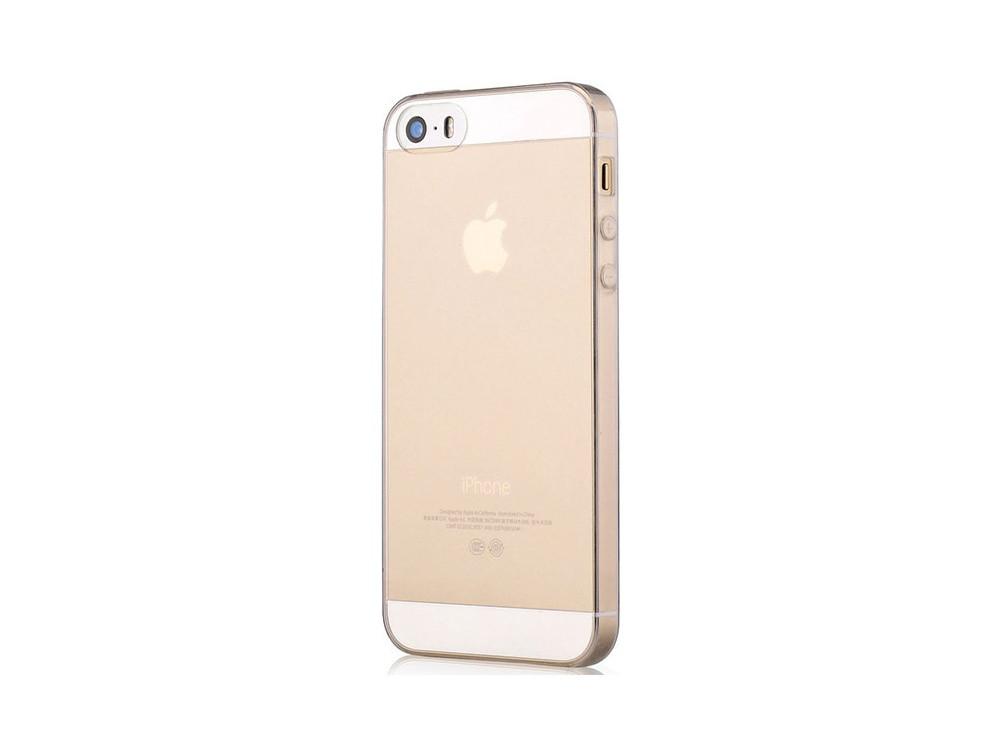 Чехол Devia для iPhone 5/5S/5SE Naked Crystal Clear