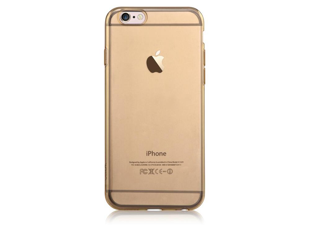 Чехол Devia для iPhone 6/6S Naked Crystal Champagne