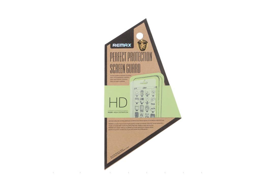 Защитная пленка Remax для HTC One M8 - глянцевая