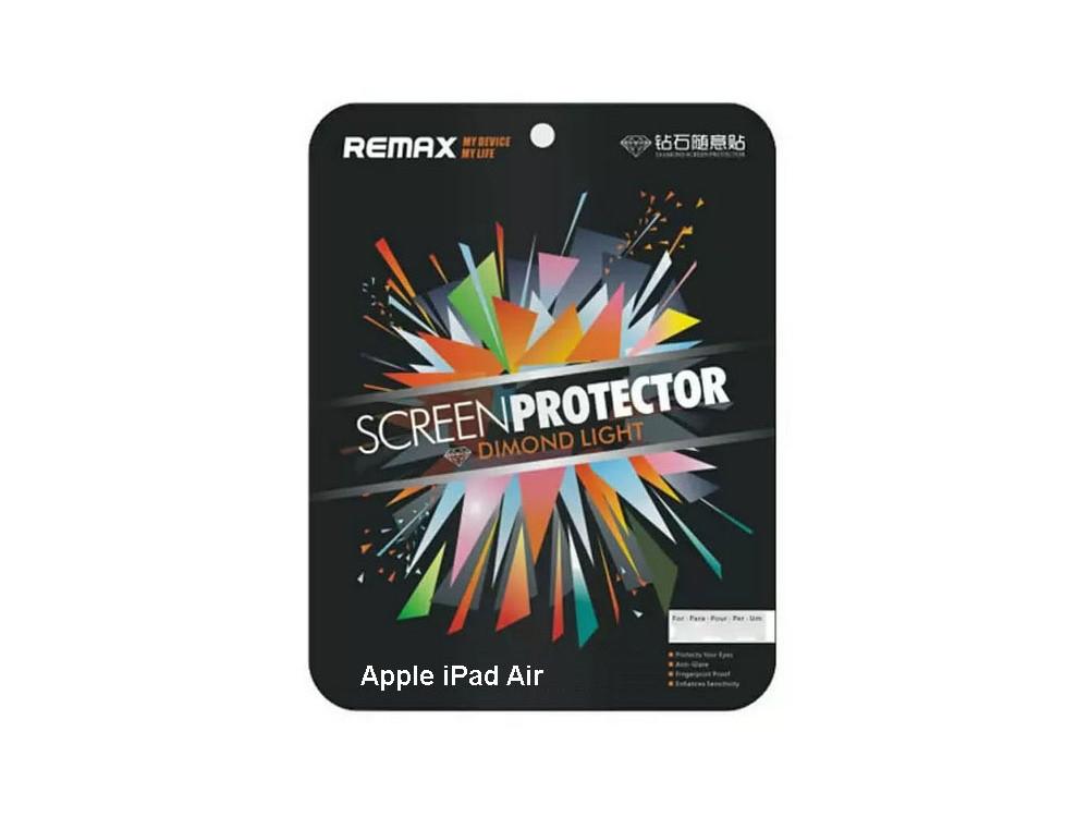 Защитная пленка Remax для Apple iPad Air, iPad Air 2 - бриллиантовая