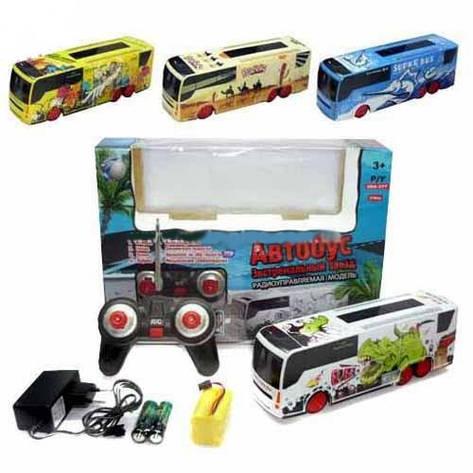 Автобус радіокерований, фото 2