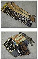 Доспехи самурая нач.19 века период Эдо, фото 3