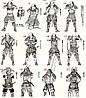 Доспехи самурая нач.19 века период Эдо, фото 6