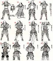 Доспехи самурая 19 век, оригинал, комплект 1, фото 3