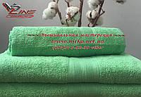 Нанесение логотипа на махровое полотенце. Машинная вышивка на текстиле
