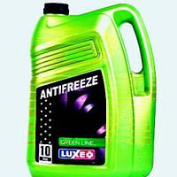 Антифриз LUXE 672  -40 10кг зеленый