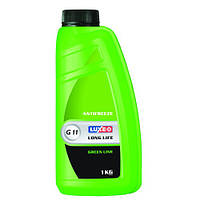 Антифриз LUXE 667  -40 1кг зеленый