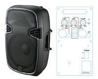 Акустическая система NGS PP-2108AU
