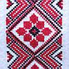 """Рубашка вышиванка женская """"Геометрия"""", фото 4"""