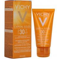 Солнцезащитная матирующая эмульсия Ideal Soleil SPF 30 Vichy