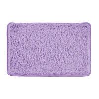 Коврик для ванной комнаты из полиэстера 60*40 фиолетовый AWD02161402