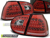 Стопы фонари тюнинг оптика Volkswagen VW Golf 5