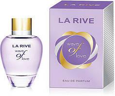 """Парфумована вода для жінок La Rive """"Wave Of Love"""" (90мл.)"""