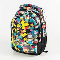 Школьный/прогулочный рюкзак для девочек - желтый - 18018, фото 1