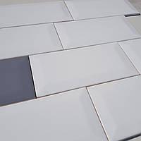 Плитка Subway Umbria белая 100x200