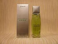 Joop! - What About Adam (1992) - Туалетная вода 125 мл - Редкий аромат, снят с производства