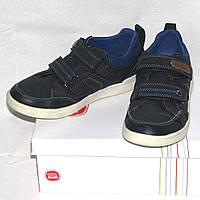 Кроссовки полуботинки туфли детские темно-синие Cool Club р. 34