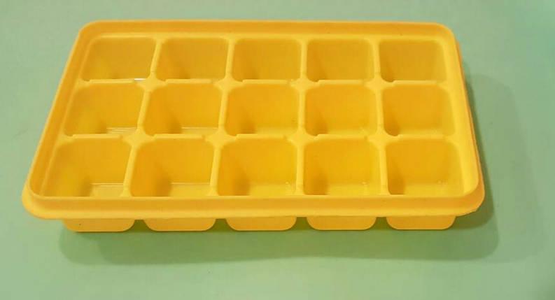 Силиконовая форма для льда, фото 2