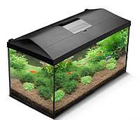 Аквариум LEDDY SET PLUS LED 60 черный 54 литра