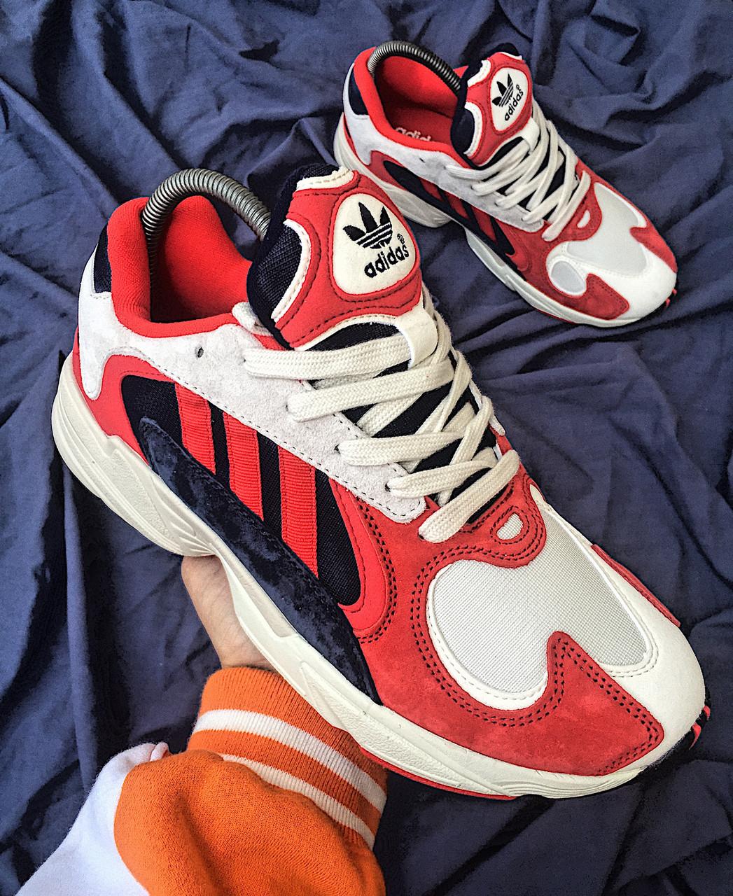Мужские кроссовки Adidas Yung-1 Hi-Res реплика