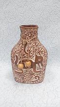 Ваза керамічна Антиквар висота 19 см