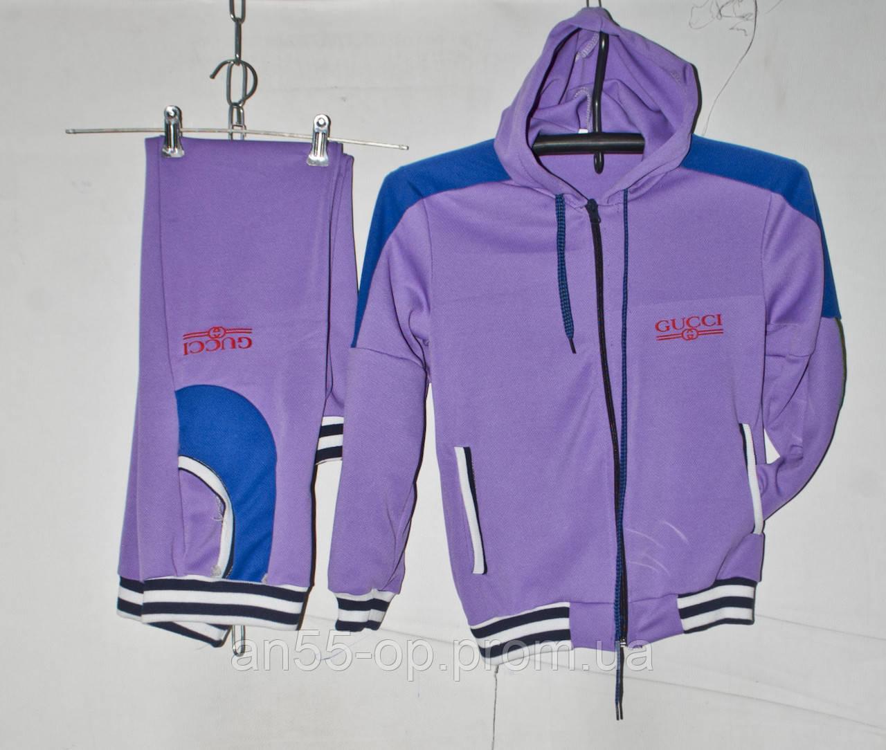 49ce983b86ee2 Спортивный костюм для девочек трикотаж GUCCI (Р. 36-44).Оптовая продажа