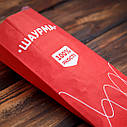 Упаковка для шаурмы 220х90х50 мм, белый крафт, (1000 шт), фото 2