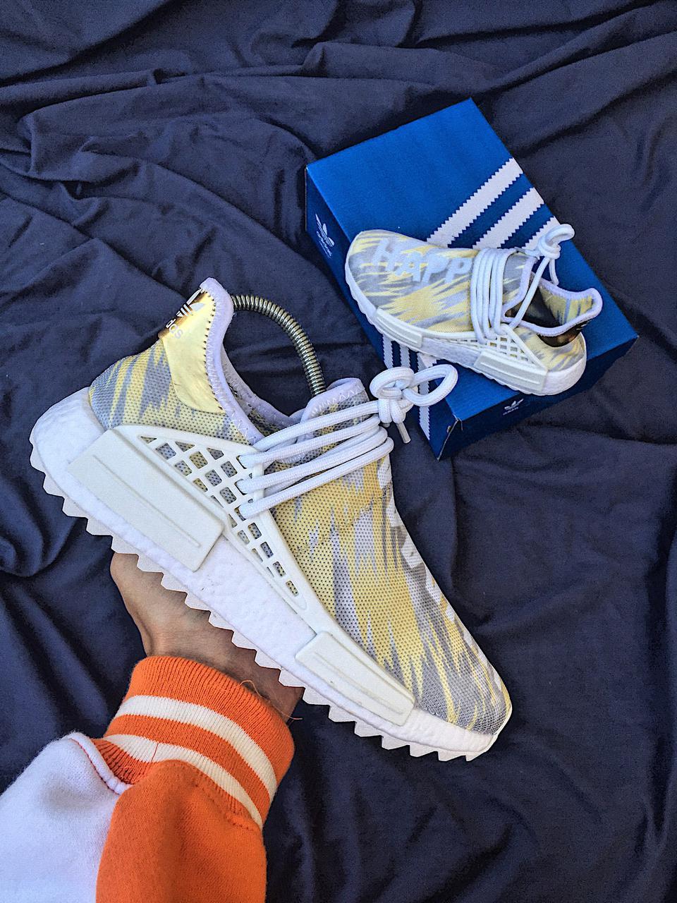 Женские кроссовки Adidas Human Race, Копия