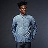 Джинсовая рубашка Levi's® NFL Vintage Chambray Shirt - Seattle Seahawks