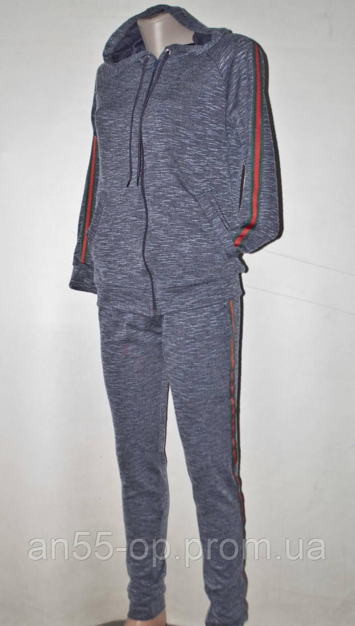 c55e4597da149 Женский спортивный костюм трикотаж (P.44-48) купить оптом от производителя.доставка  из Одесса(7КМ) ...