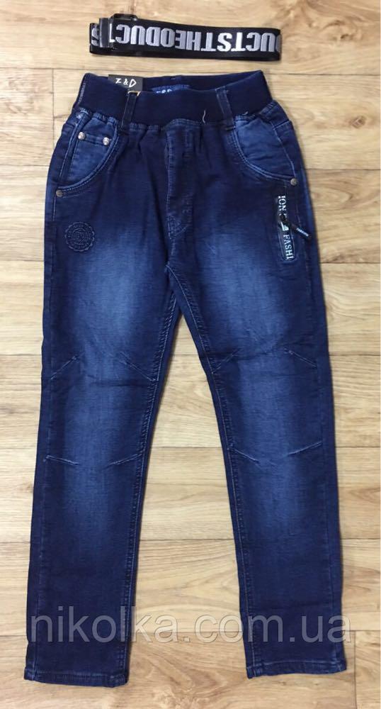Джинсовые брюки для мальчиков оптом, F&D, 134-164 рр., арт. F227