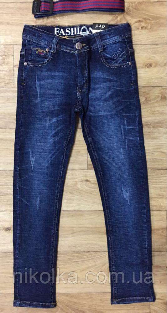 Джинсовые брюки для мальчиков оптом, F&D, 134-164 рр., арт. F204