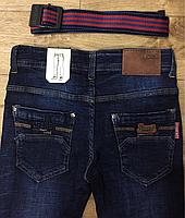 Джинсовые брюки для мальчиков оптом, F&D, 134-164 рр., арт. F204, фото 4