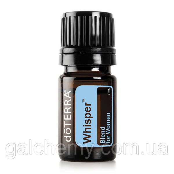 Whisper Blend For Women / «Шепот», смесь эфирных масел, 5 мл