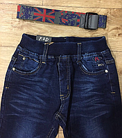 Джинсовые брюки для мальчиков оптом, F&D, 104-134 рр., арт. F242, фото 2