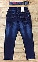 Джинсовые брюки для мальчиков оптом, F&D, 104-134 рр., арт. F242, фото 3
